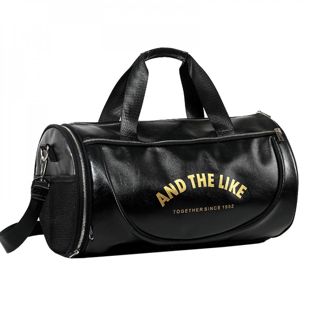 Спортивна сумка U-Power And The Like (Black Gold)