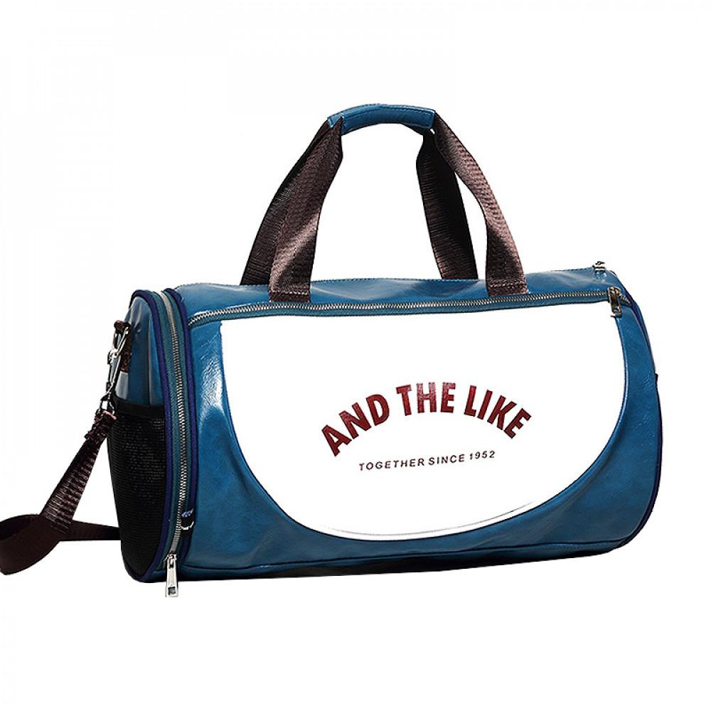 Спортивная сумка U-Power And The Like (Blue and White)