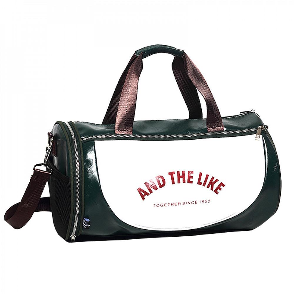 Спортивная сумка U-Power And The Like (Green and White)