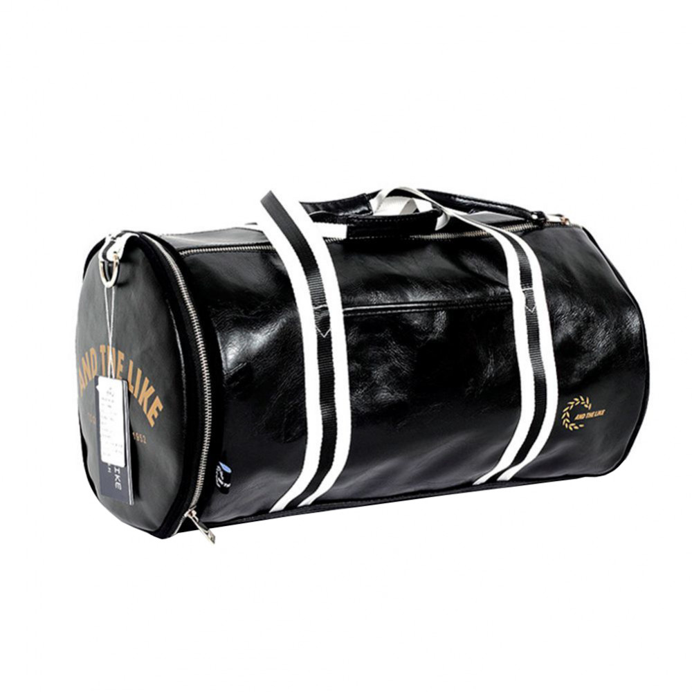 Спортивна сумка U-Power And The Like Classic (Black and White)
