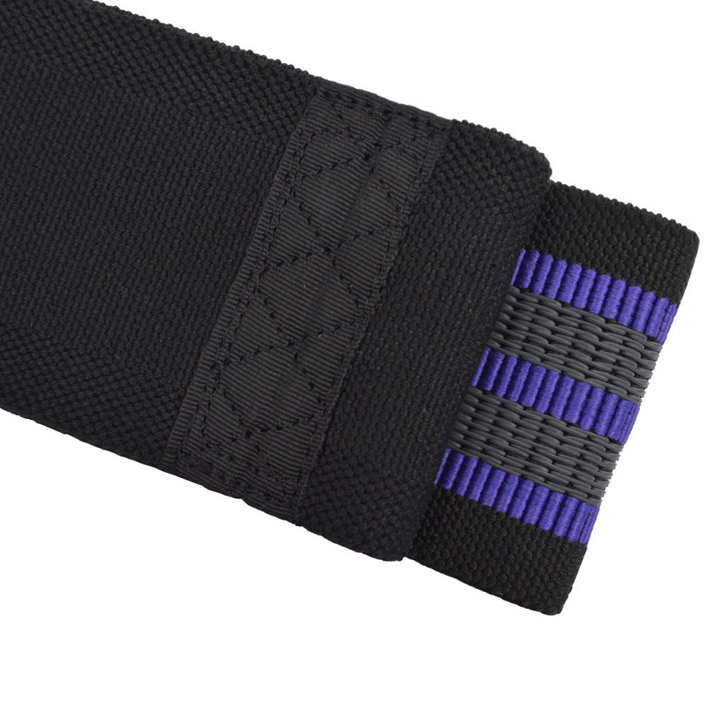Фитнес резинка U-Powex Pro (Фиолетовая 55-110 кг)