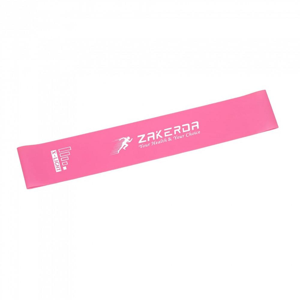 Набор из 5-ти фитнес резинок Zakerda Plus