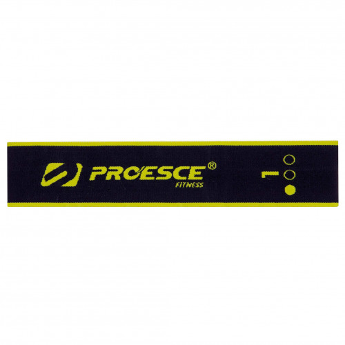 Фітнес резинка Proesce Fitness Fabric (Салатова 8-10 кг)