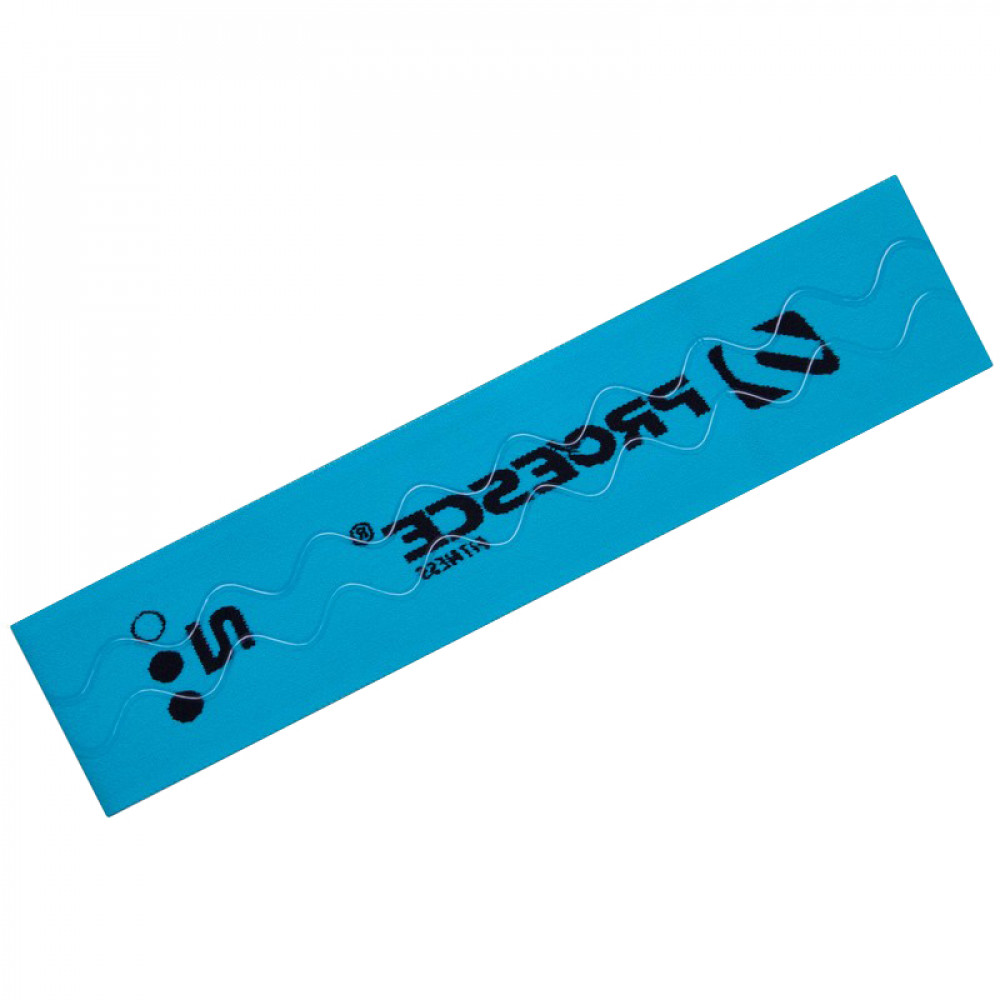 Фитнес резинка Proesce Fitness Fabric (Синяя 11-13 кг)