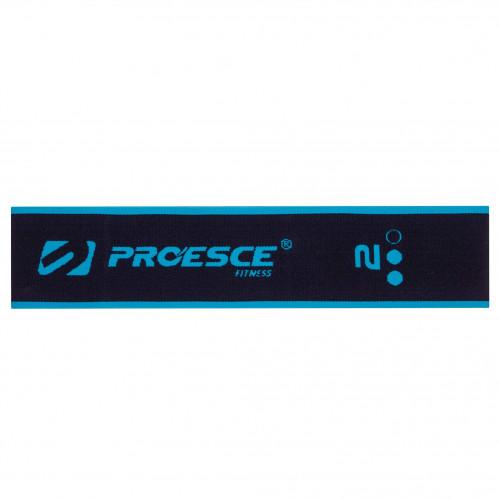 Фітнес резинка Proesce Fitness Fabric (Синя 11-13 кг)