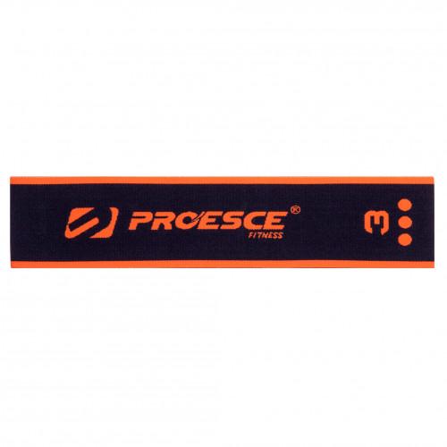 Фітнес резинка Proesce Fitness Fabric (Помаранчева 15-17 кг)