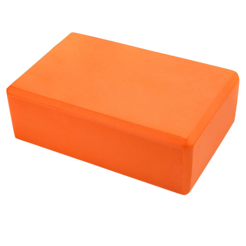 Блок для йоги U-Power Eva (Orange)