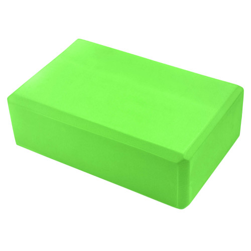 Блок для йоги U-Power Eva (Light Green)