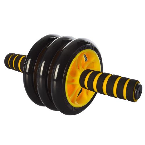 Ролик для пресса U-Power AB Wheel (Yellow)