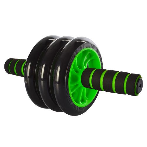 Ролик для пресса U-Power AB Wheel (Green)