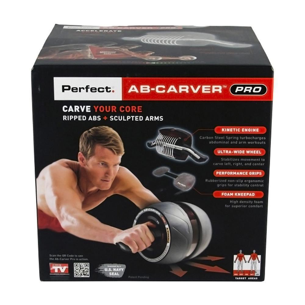 Ролик для пресса с возвратным механизмом U-Power AB-Carver Pro