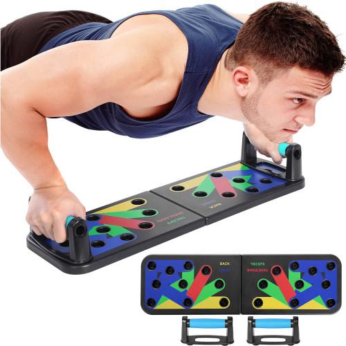 Платформа з упорами для віджимання U-Power Push Up Rack Board 9 в 1