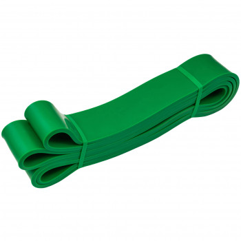 Гумова петля U-Power Resistance Cross Band (Зелена 23-57 кг)