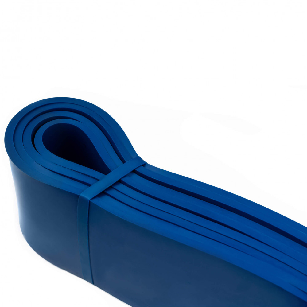 Гумова петля U-Power Resistance Cross Band (Синя 28-80 кг)