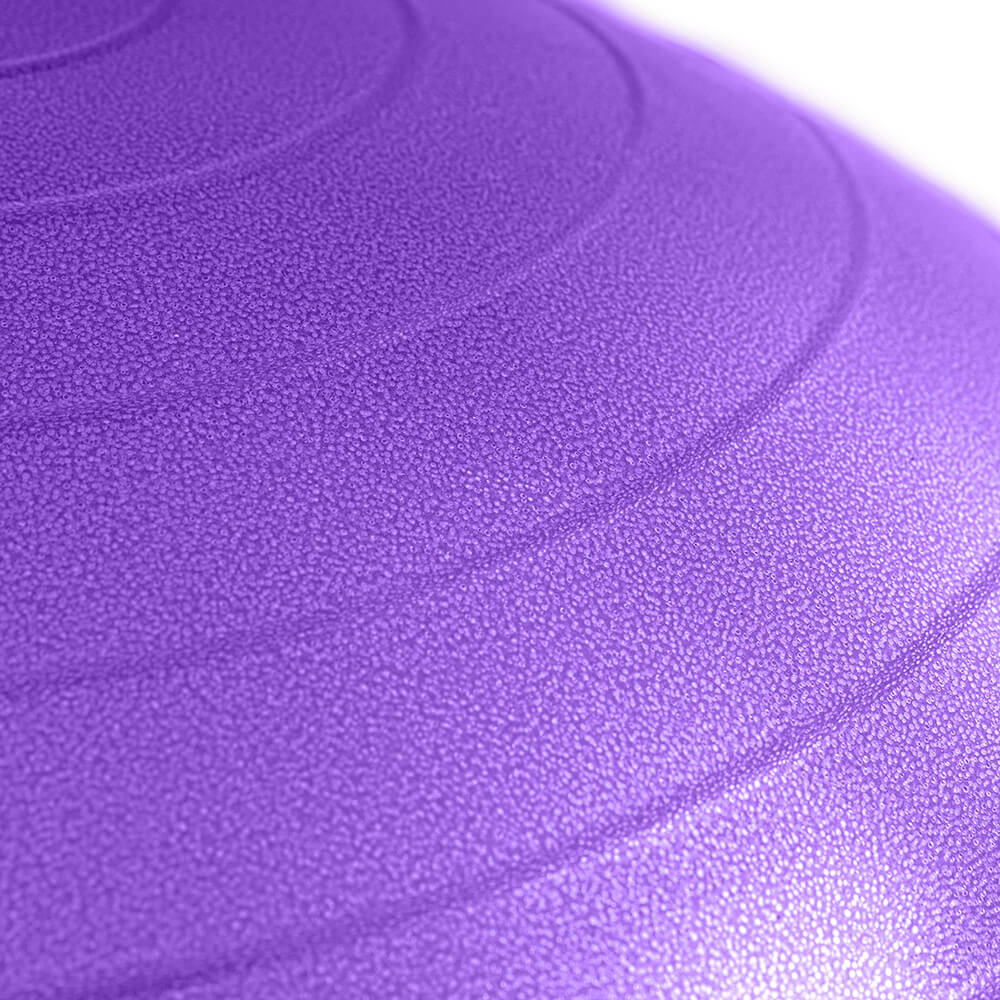 Мяч для фитнеса U-Power Fit Ball 55 см (Purple)