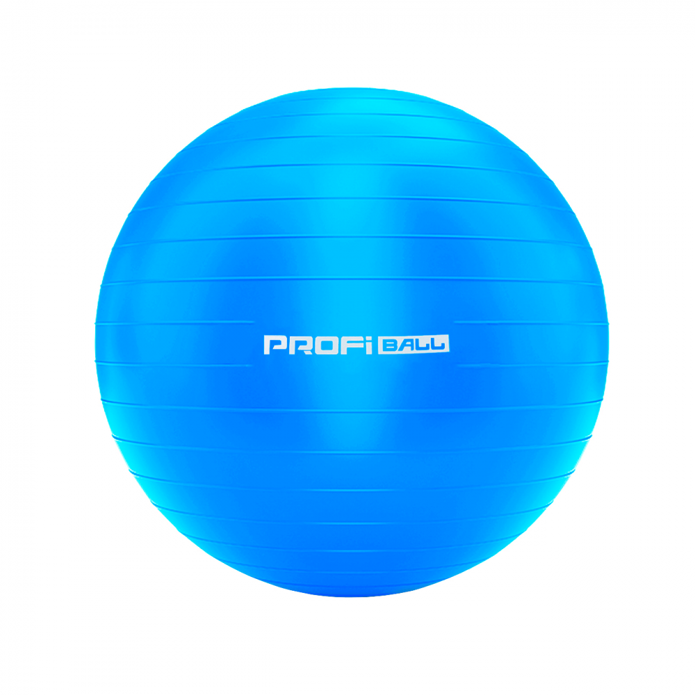 М'яч для фітнесу U-Power Fit Ball 55 см (Blue)