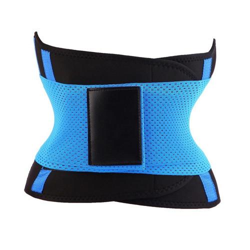 Фитнес пояс U-Power (Blue)