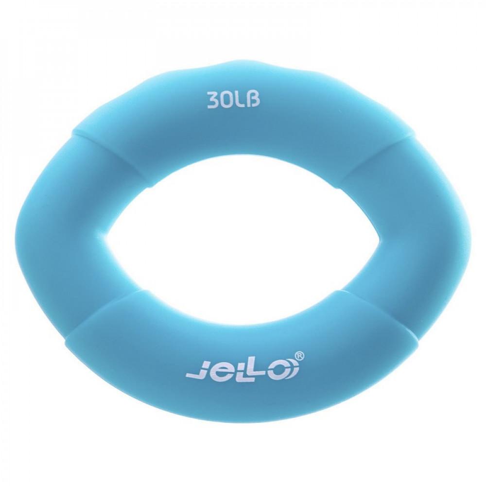 Эспандер кистевой U-Power Jello Smile 13.6 кг (Blue)