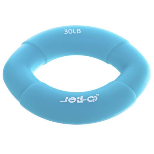 Еспандер кистьовий U-Power Jello Smile 13.6 кг (Blue)