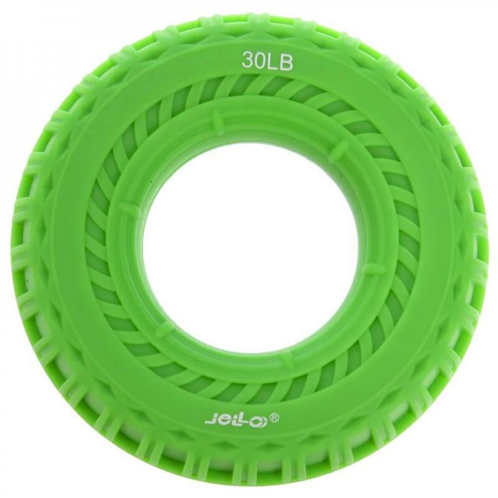 Еспандер кистьовий U-Power Jello Speed 13.6 кг (Green)