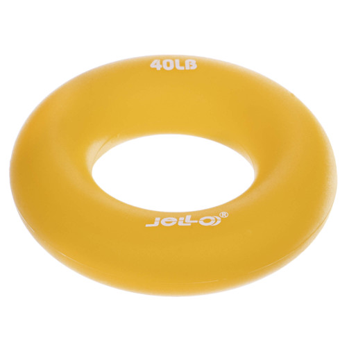 Еспандер кистьовий U-Power Jello Ring Grip 18 кг (Yellow)