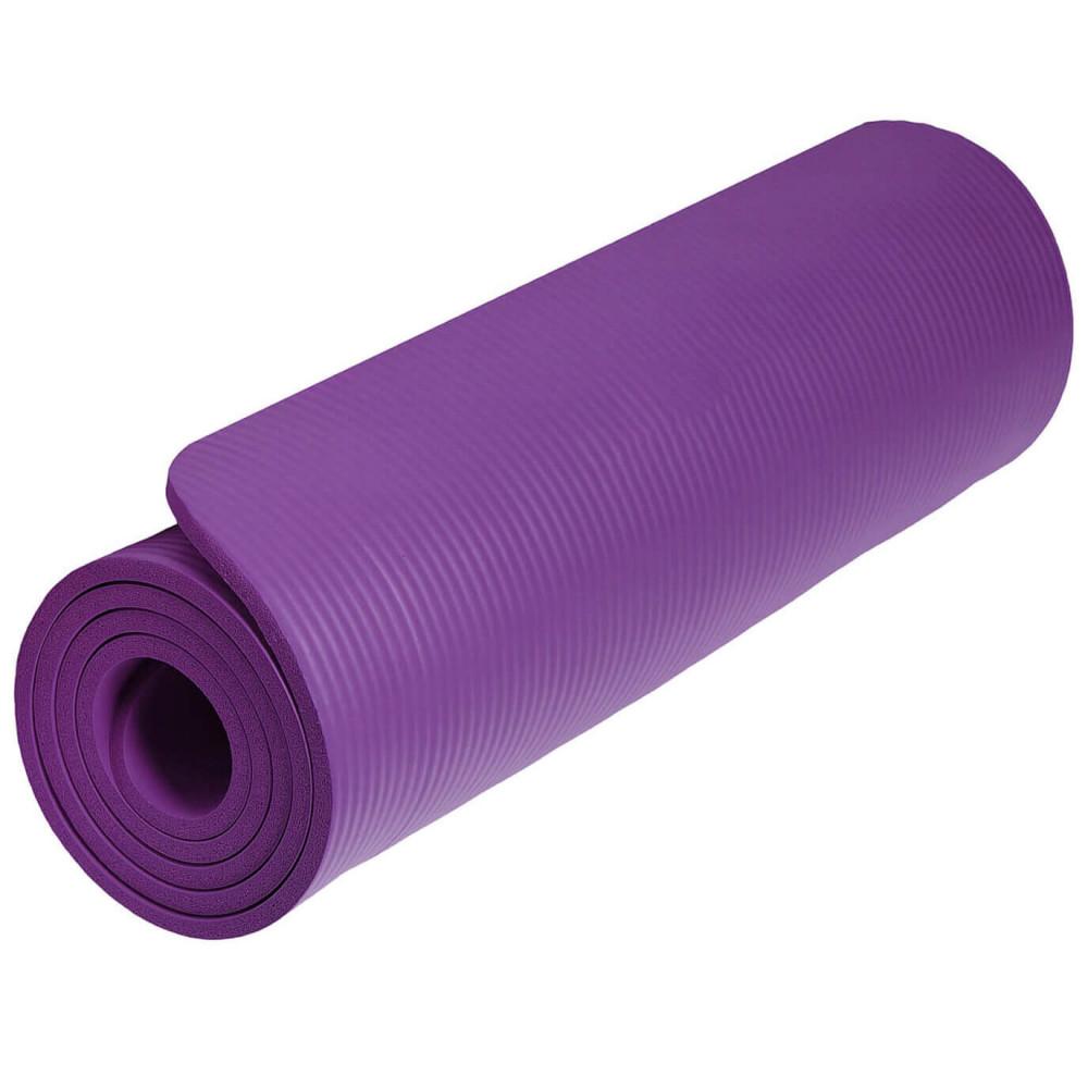 Килимок для йоги U-Power Soft (Violet)