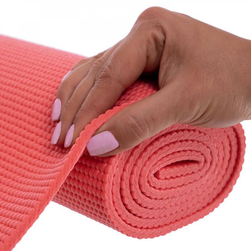 Килимок для йоги U-Power Sushupti (Coral)