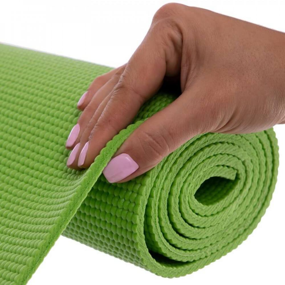 Килимок для йоги U-Power Sushupti (Green)