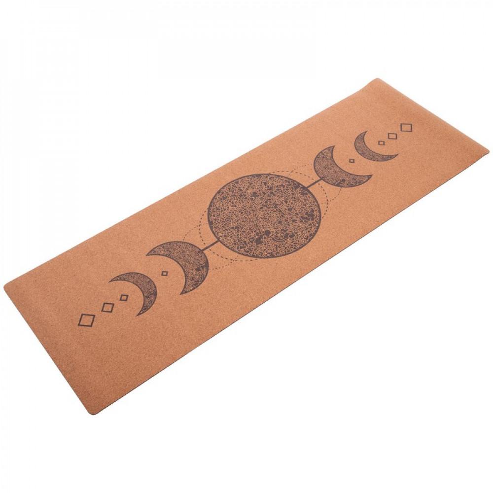 Килимок для йоги U-Power Lunar Сycle