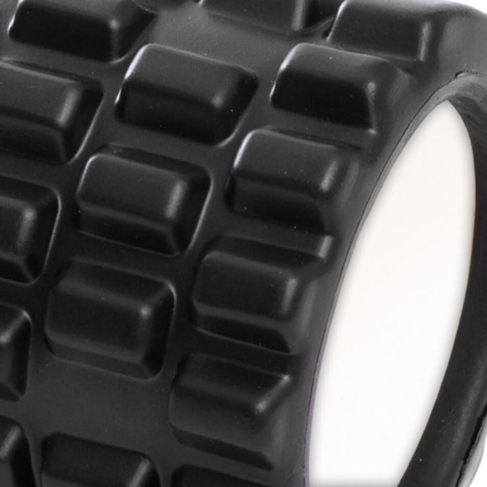Массажный роллер U-Power System 33x14 см (Black)