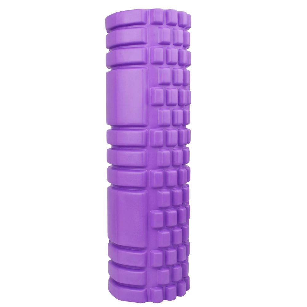 Массажный роллер U-Power System Mini 30x8.5 см (Purple)