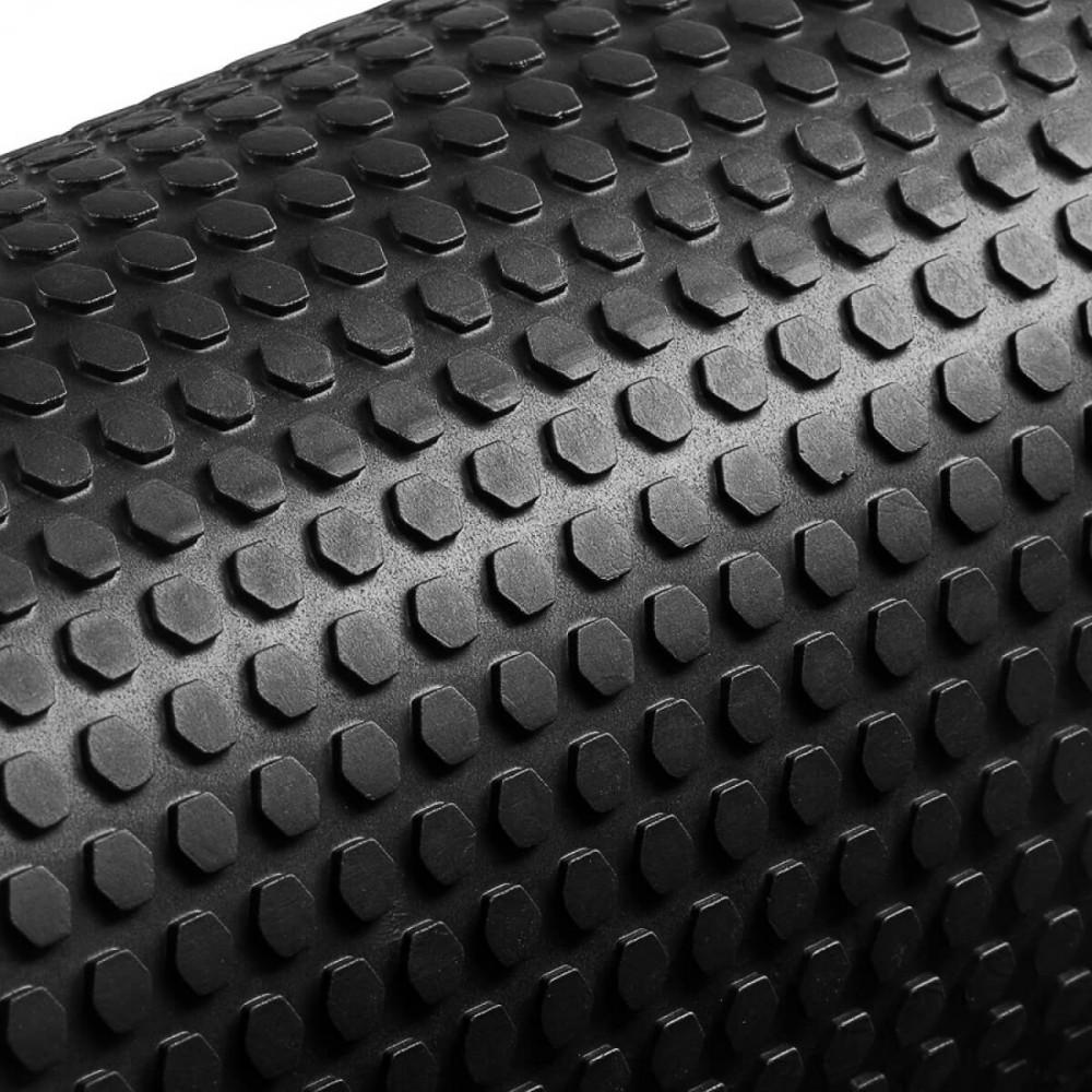 Массажный ролик U-Power Recovery EVA 60x15 см (Black)