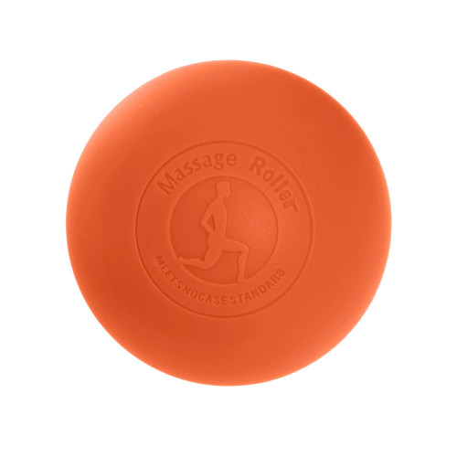 Силіконовий масажний м'яч U-Power Acupressure 63 мм (Orange)