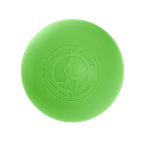 Силіконовий масажний м'яч U-Power Acupressure 63 мм (Light Green)