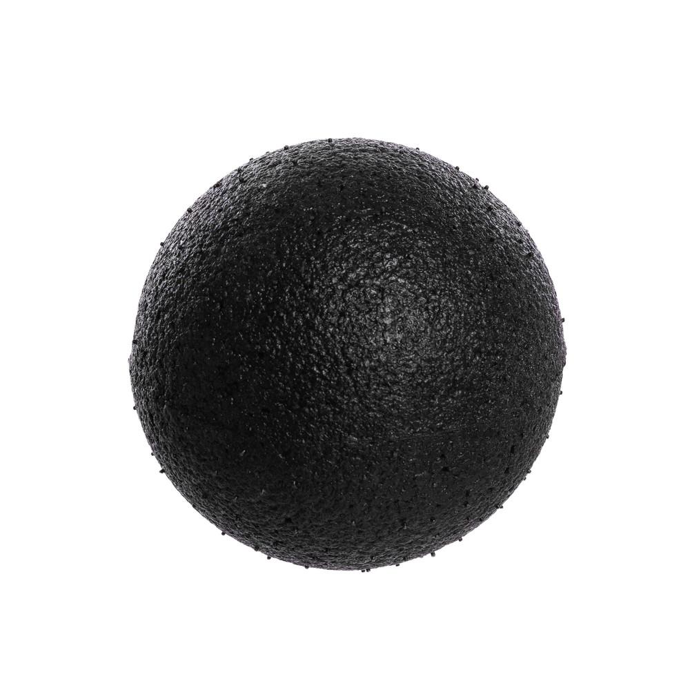 Массажный мяч U-Power Ball Rad Roller 8 см (Black)