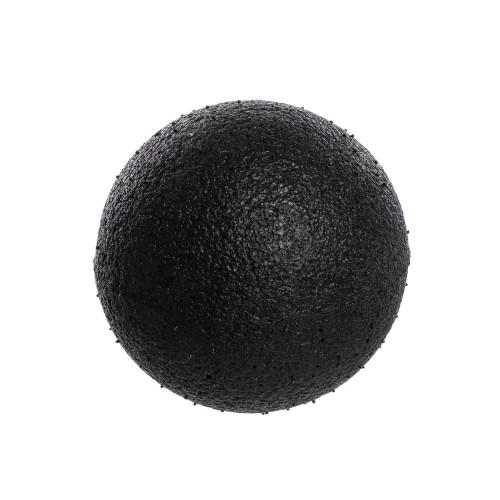 Масажний м'яч U-Power Ball Rad Roller 8 см (Black)