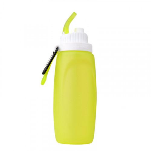 Складна спортивна пляшка MyFriday 320 мл (Light Green)