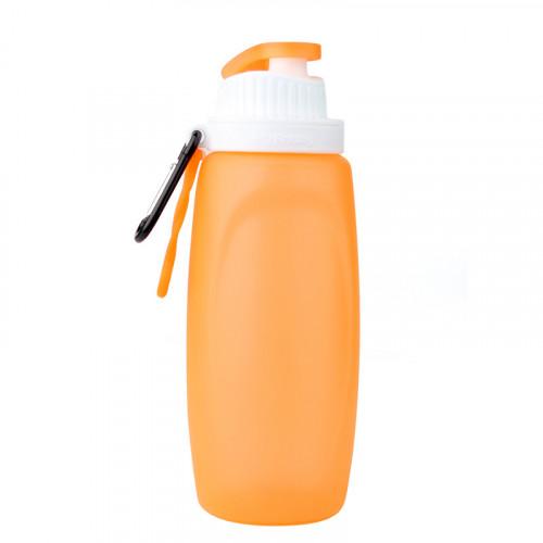 Складна спортивна пляшка MyFriday 320 мл (Orange)