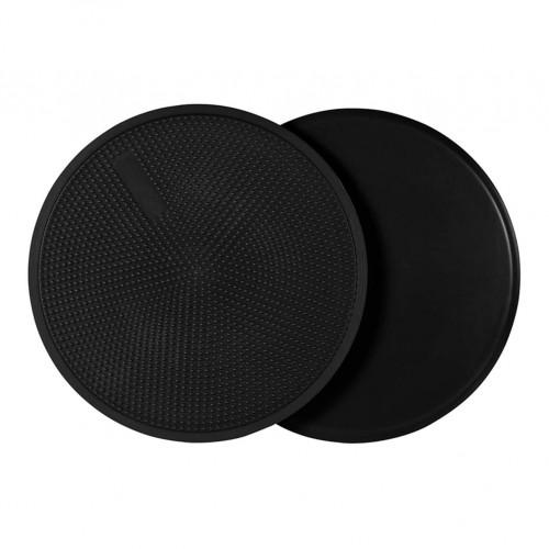 Диски для скольжения U-Power (Black)