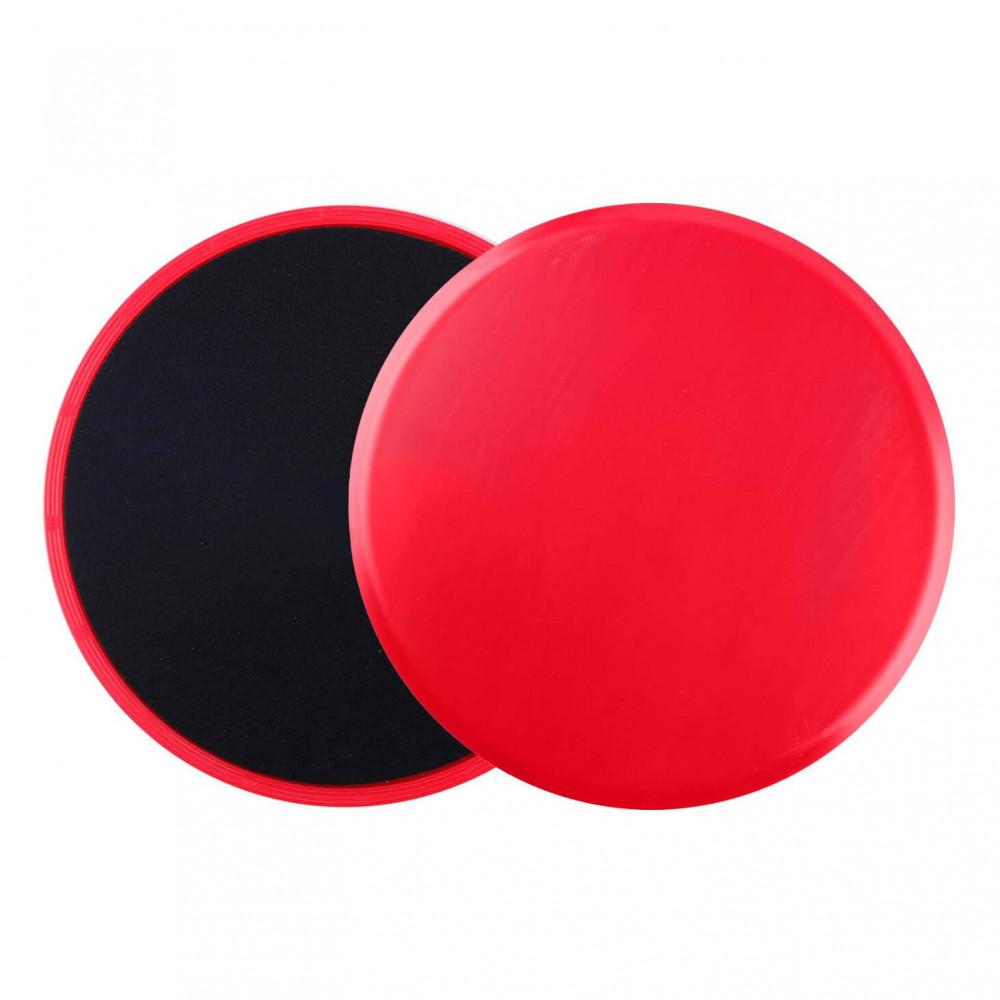 Диски для ковзання U-Power Life (Red)