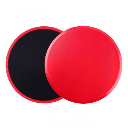 Диски для скольжения U-Power Life (Red)