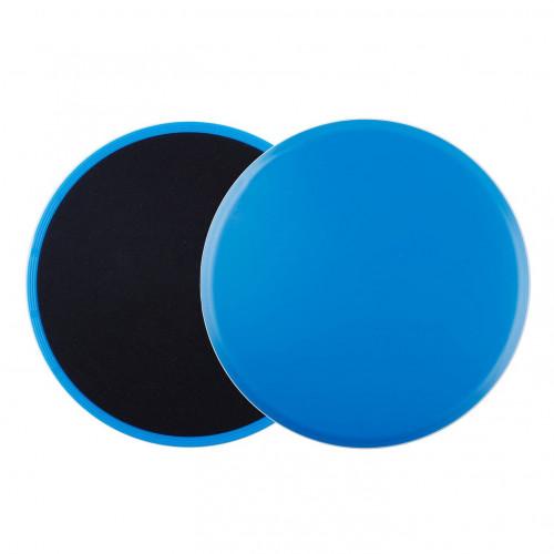 Диски для скольжения U-Power Life (Blue)