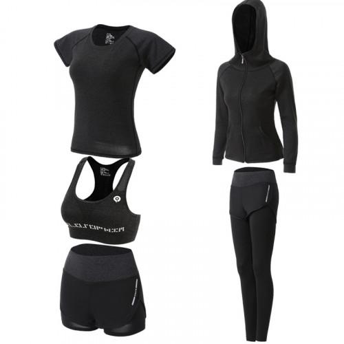 Спортивний комплект U-Power Fitness (Black)