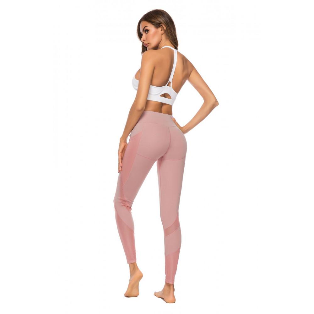 Леггинсы U-Power Fitness Alice (Pink)
