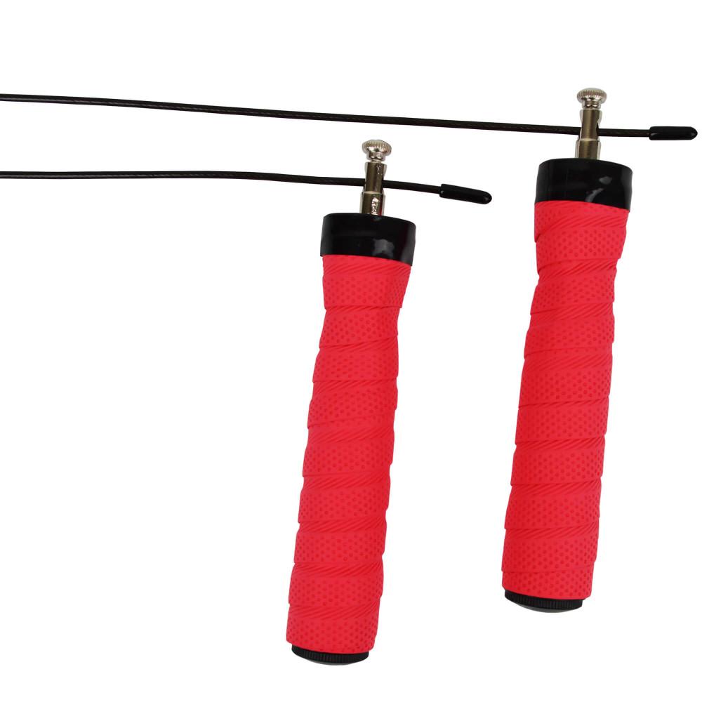 Скакалка швидкісна U-Power Crossfit Speed (Red)