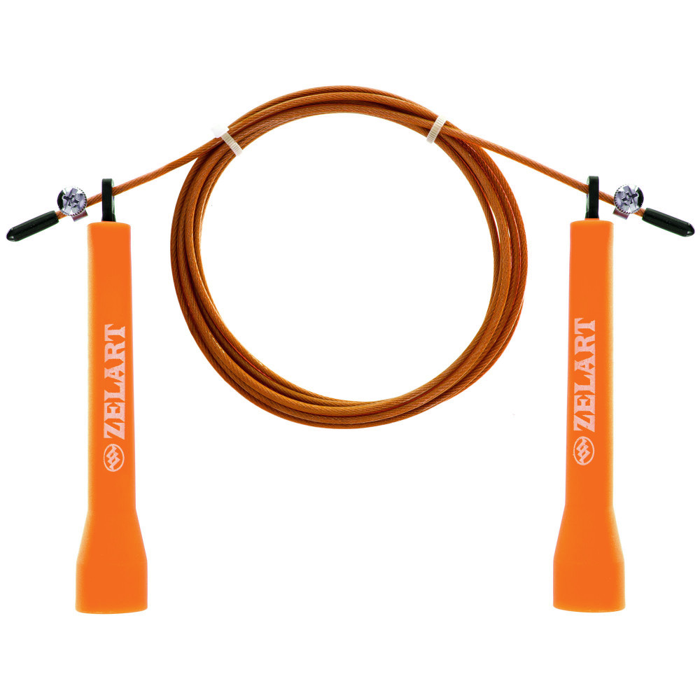 Скакалка швидкісна U-Power Ultra Speed (Orange)