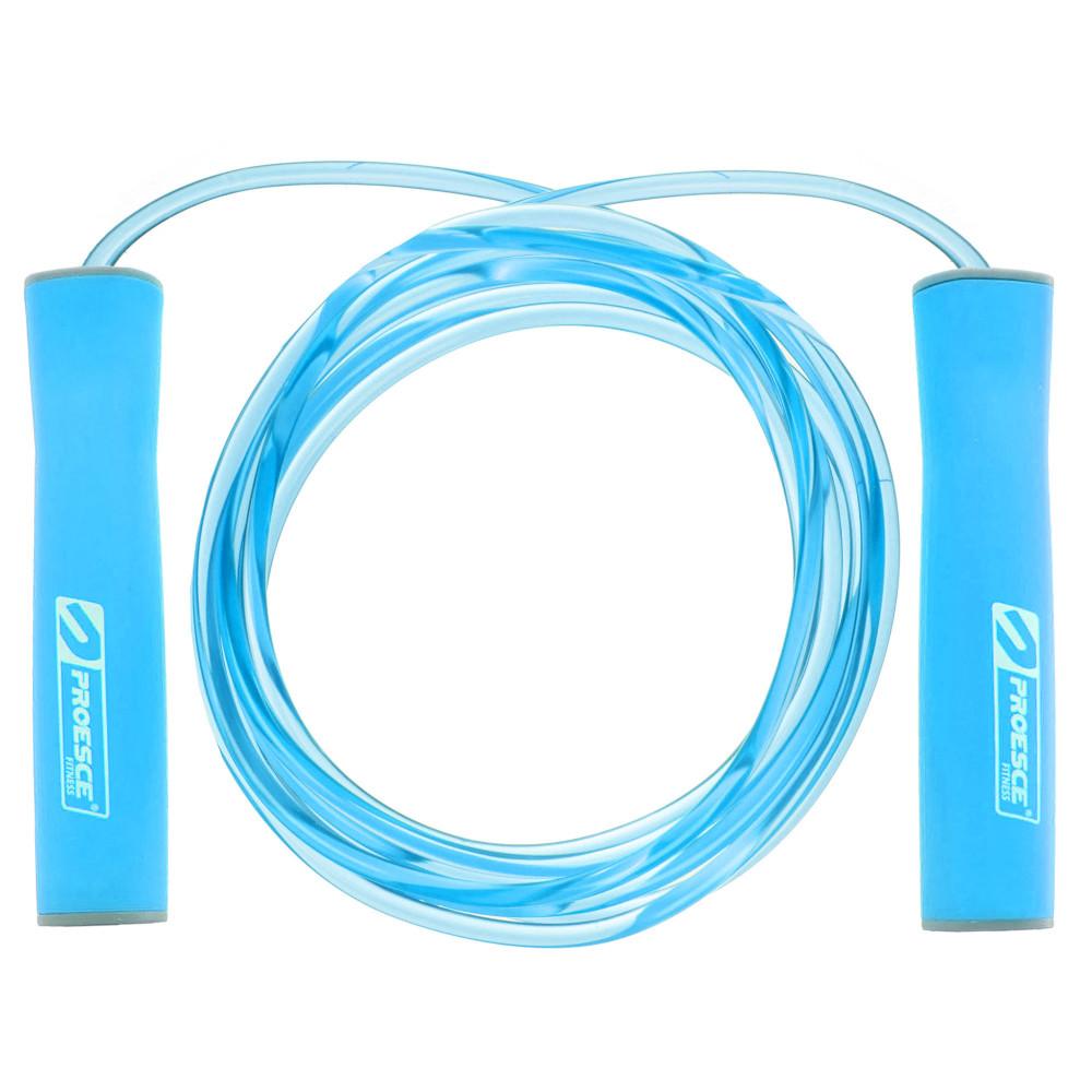 Скакалка скоростная Proesce Fitness (Blue)