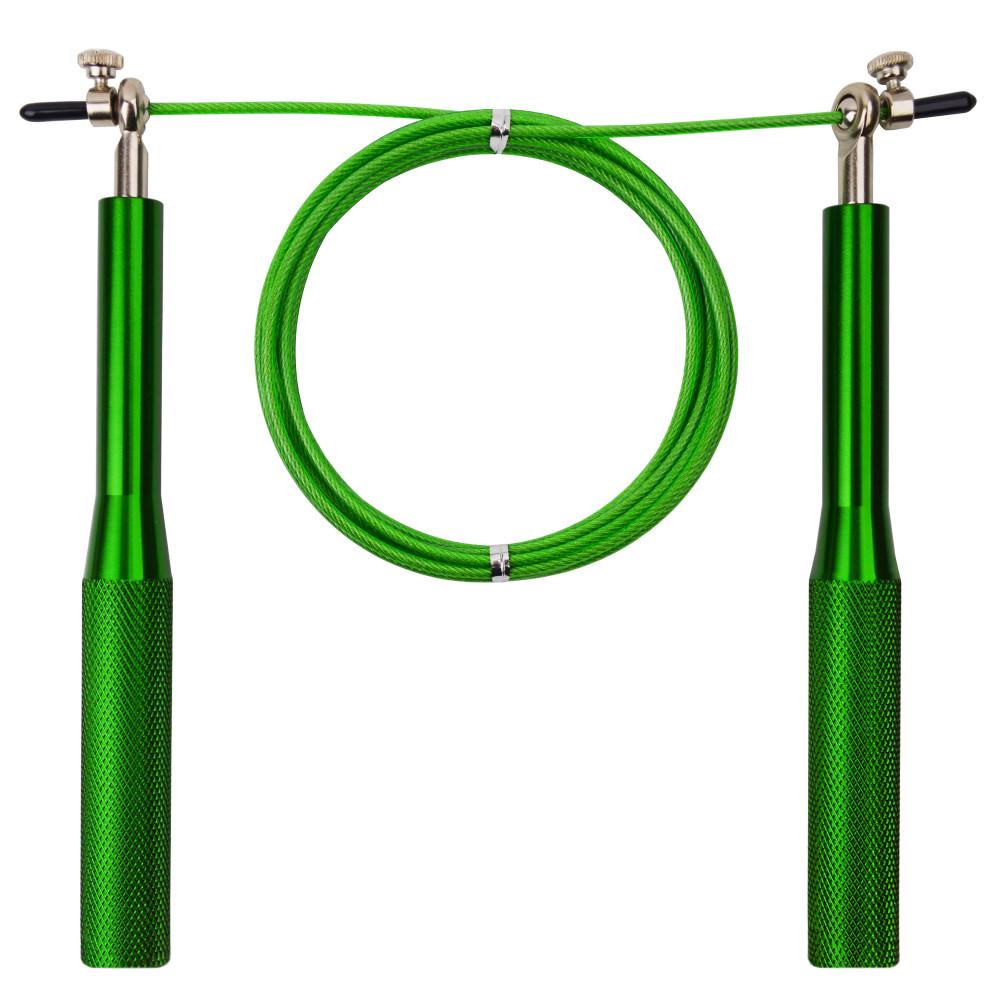 Скакалка скоростная U-Power Pro (Green)